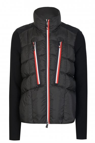 Moncler Quilted Nylon Front Jacket