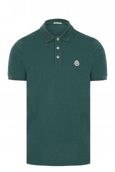 a2872c7a Moncler Short Sleeve Polo Shirt