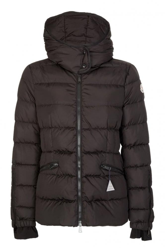 MONCLER Women's Betula Hooded Jacket Black