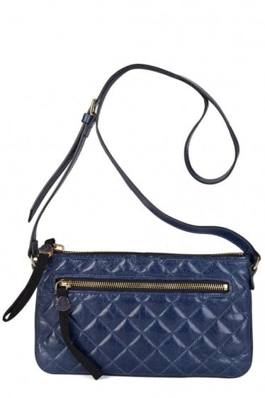 Moncler Women's Francine Crossbody Bag Navy