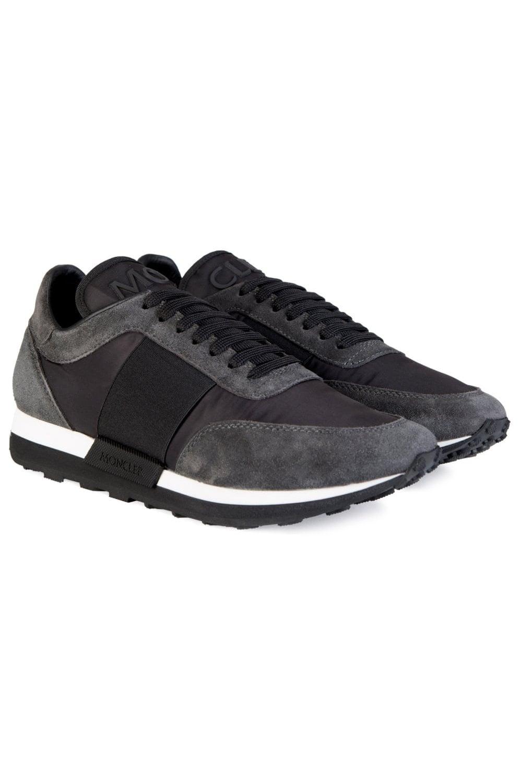 Moncler Women's Louise Sneakers Black
