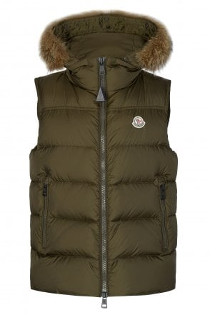 Moncler Youri Quilted Gilet