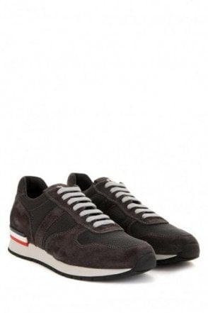 Moncler Montego Grey Trainers