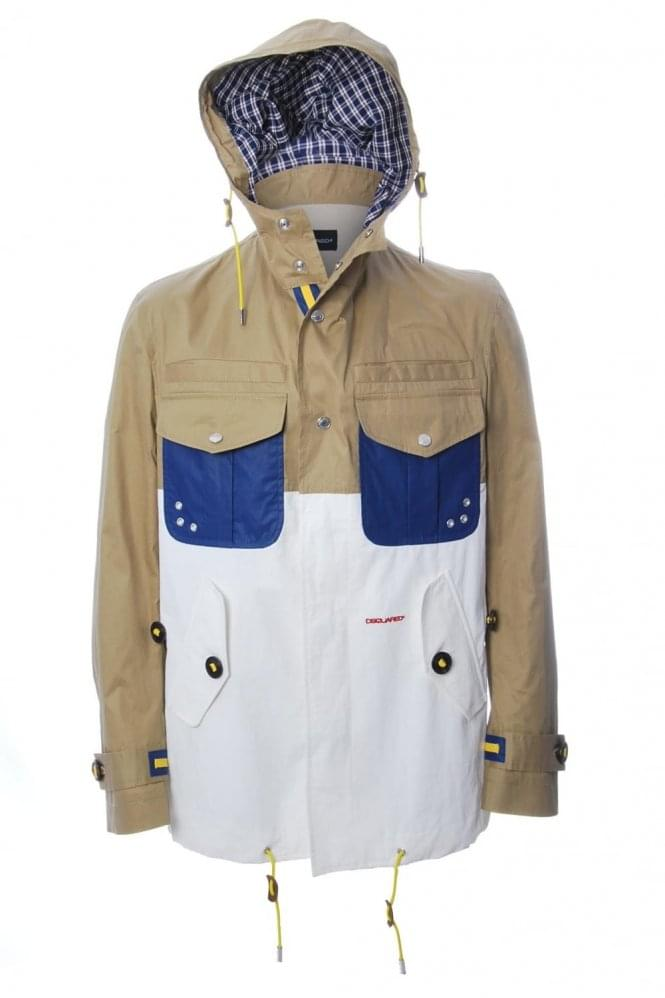 DSQUARED Multi Pocket Jacket