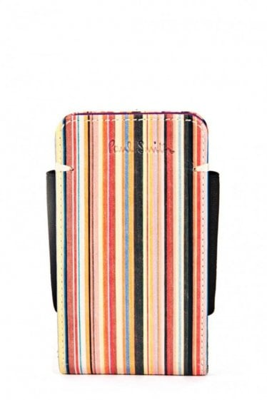Paul Smith Multi Stripe MP3 Case