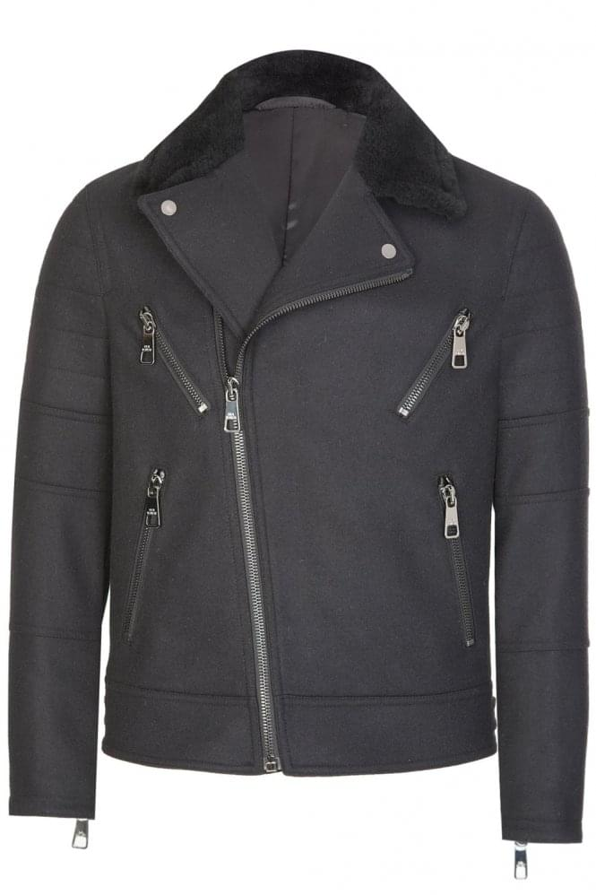 neil-barrett-fur-collar-biker-jacket-black