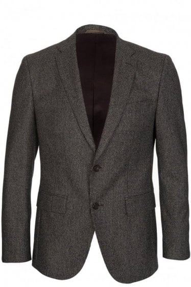 Hugo Boss 'Niles' Tweed Jacket