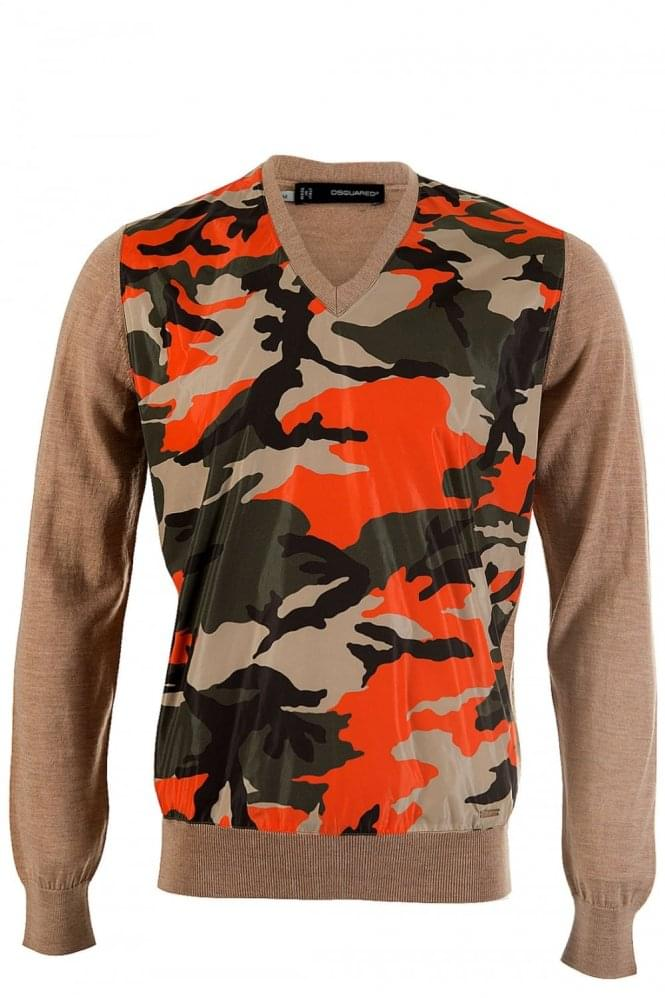 DSQUARED2 Dsquared Stone Camouflage V
