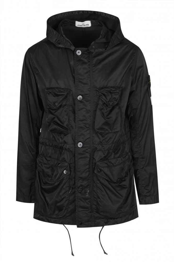 Nylon-Raso-TC-Field-Jacket