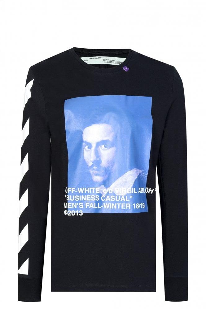 Off-White Diagonal Bernini T-shirt