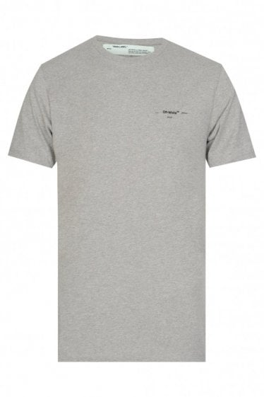 Off-White Marker Arrows T-shirt Grey
