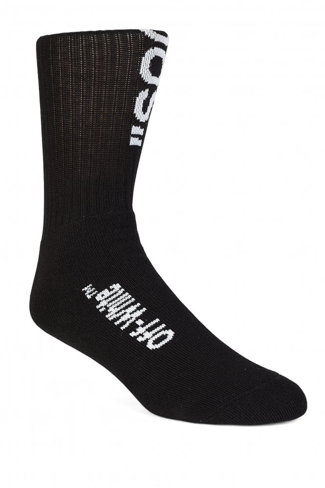 OFF WHITE Off-White Quote Socks