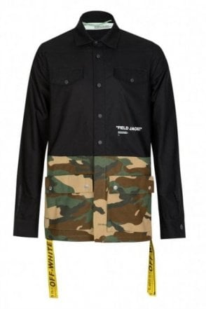 Off-White Split Field Jacket