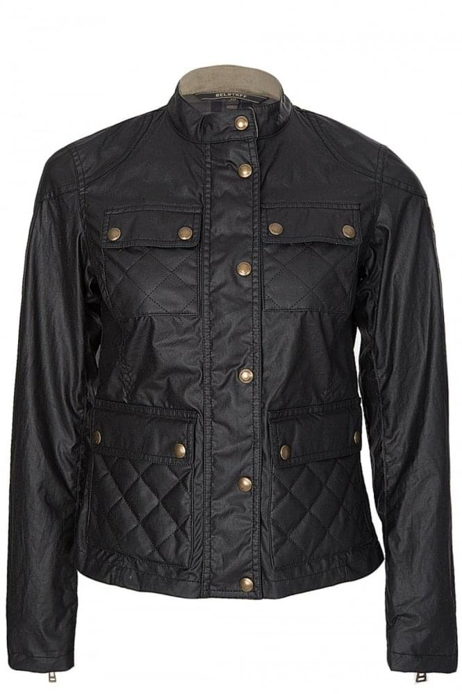 BELSTAFF Womens Pathmaster Jacket Black