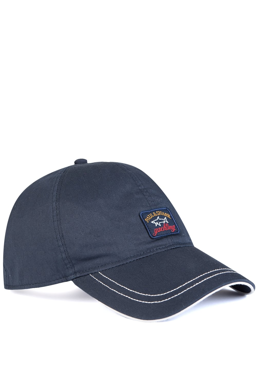 Paul   Shark Baseball Cap Navy b5acfe833387