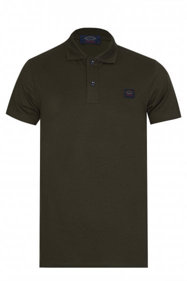 Paul & Shark Chest Logo Polo Shirt