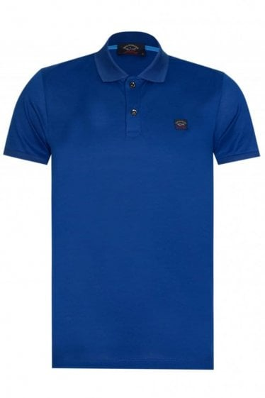 Paul & Shark Classic Polo Shirt Blue