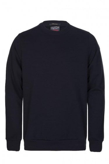 Paul & Shark Combination Item Sweatshirt Navy
