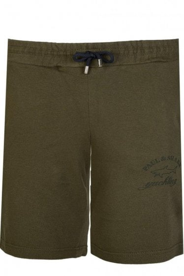 Paul & Shark Combination Khaki Shorts