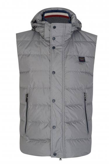 Paul & Shark Down Quilted Gilet