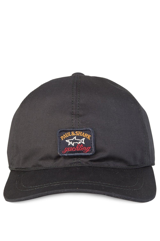 Paul   Shark Logo Classic Baseball Cap Black c15b96a32f2e