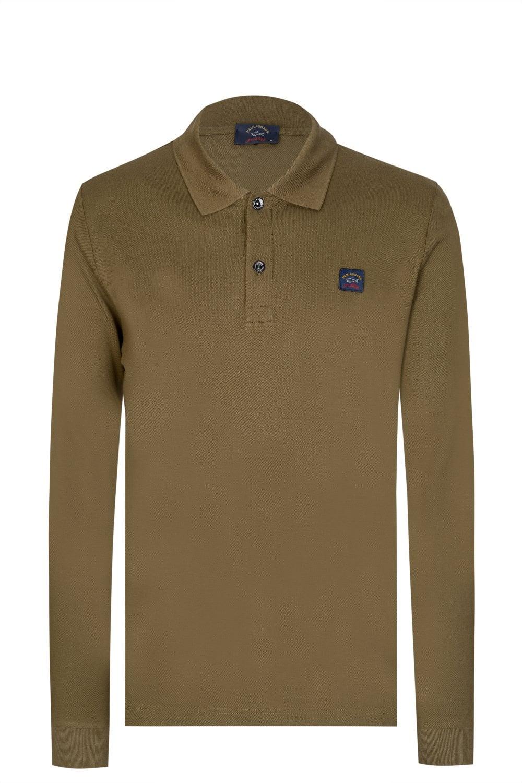 9381adf4 PAUL & SHARK Paul & Shark Logo Polo Shirt - Clothing from Circle ...