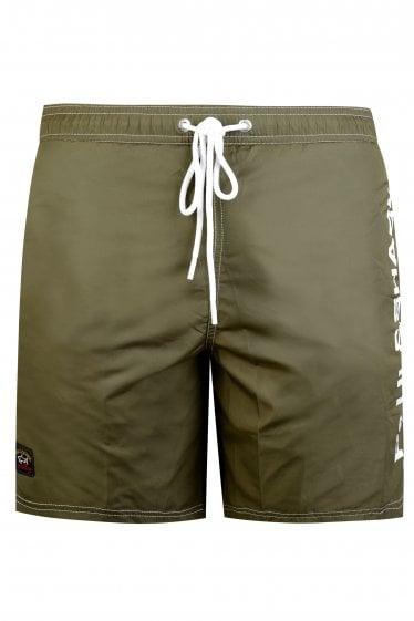 11b7a6903c Paul & Shark Logo Swim Shorts