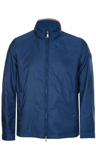 Paul & Shark Nylon Shark Fit Jacket Navy
