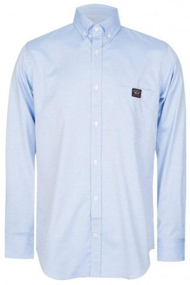 Paul & Shark Oxford Shirt Blue