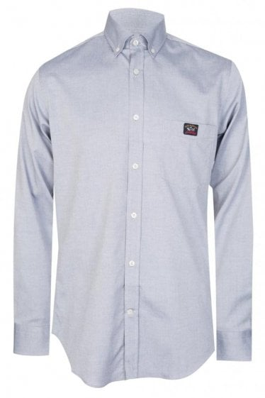 Paul & Shark Oxford Shirt Navy