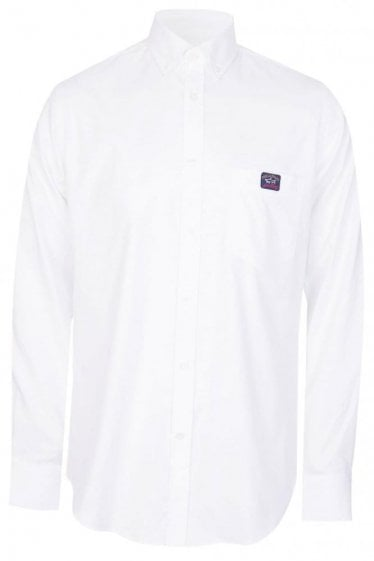 Paul & Shark Oxford Shirt White
