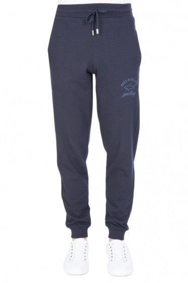 Paul & Shark Shark Fit Combination Joggers Navy