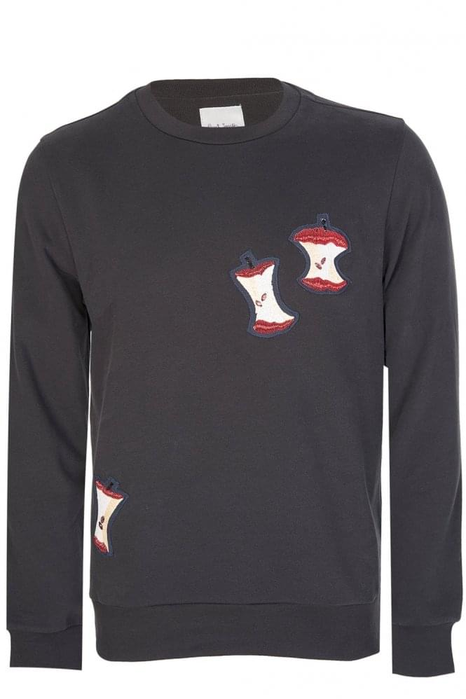 PAUL SMITH Apple Applique Sweatshirt