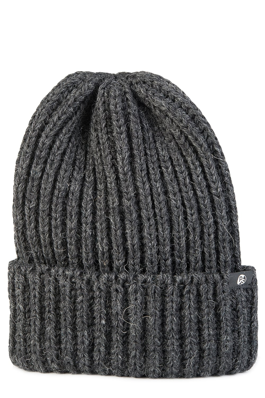 78048248cdd Paul Smith British Wool Knit Beanie Charcoal