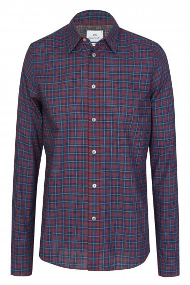 Paul Smith Checkered Shirt