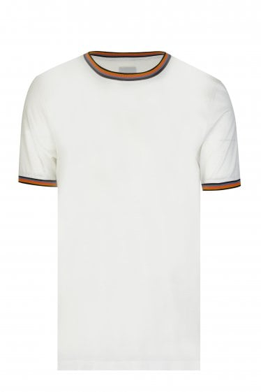 Paul Smith Contrast Trim T-shirt