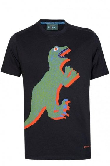 Paul Smith Dinosaur Print Tshirt