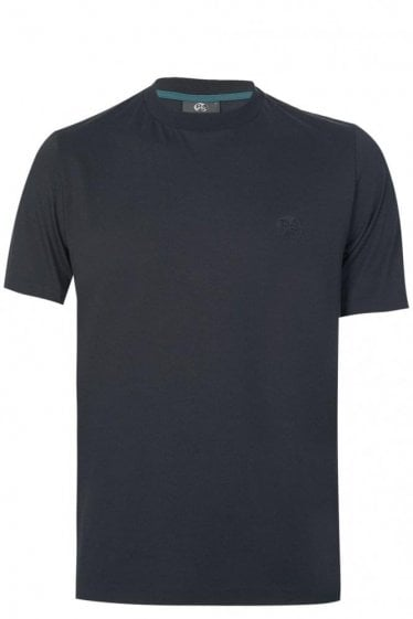 Paul Smith Embossed Logo T-shirt Black