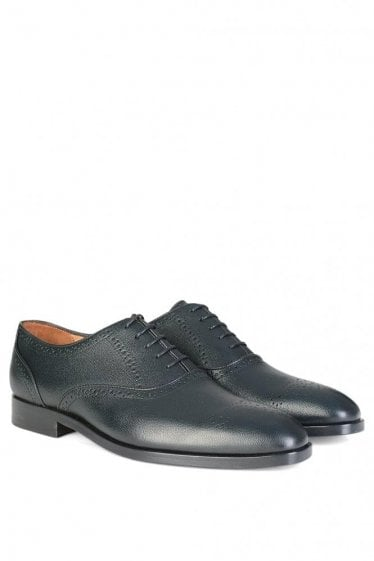 Paul Smith Gilbert Textured Brougue Shoe