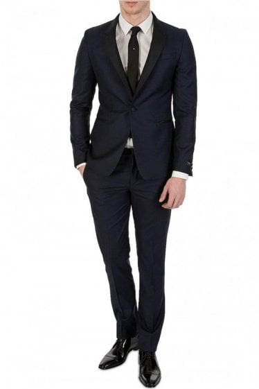 Paul Smith Kensington Slim-Fit Navy Evening Suit