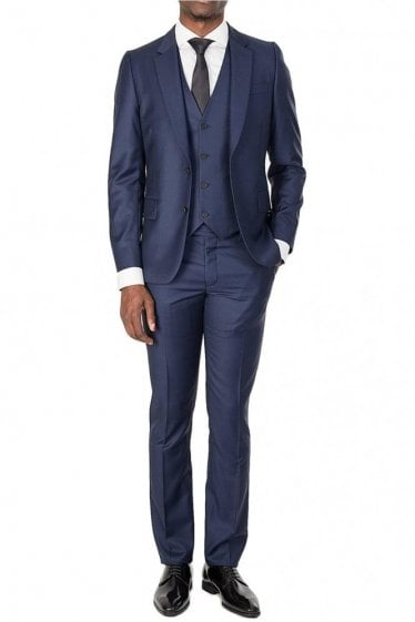 Paul Smith Kensington Suit Navy