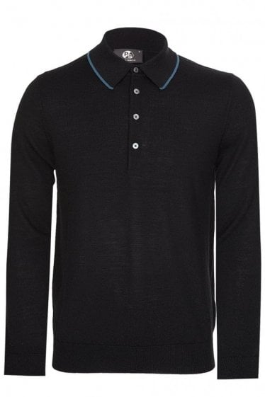 Paul Smith Knitted Pullover Black