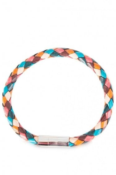 Paul Smith London Signature Stripe Bracelet