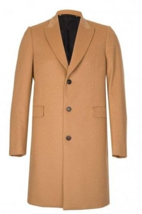 Paul Smith London Wool Trench Coat