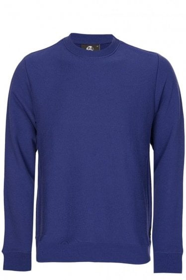 Paul Smith Organic Cotton Sweatshirt Blue