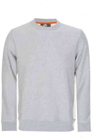 Paul Smith Organic Cotton Sweatshirt Grey