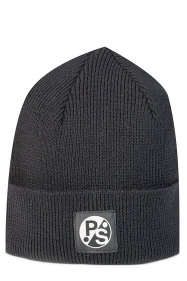 Paul Smith P.S Beanie Black