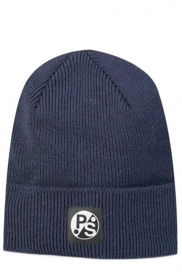 Paul Smith P.S Beanie Navy
