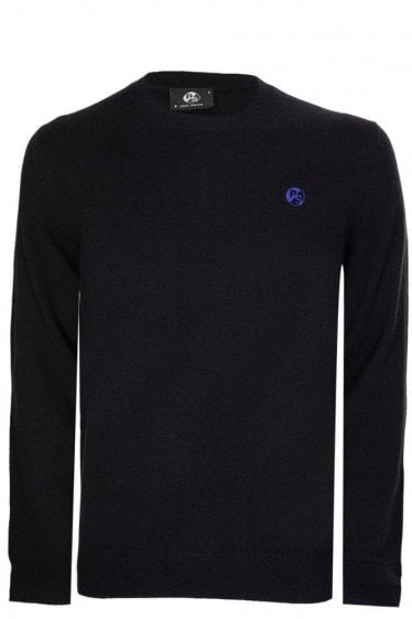 Paul Smith P.S Knitted Jumper Black