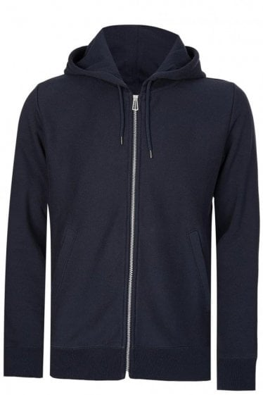 Paul Smith P.S Logo Hooded Sweatshirt Navy